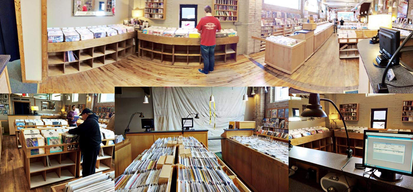 Chicago's Online Record Store -- Dusty Groove is Chicago's