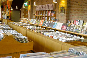 Dusty Groove store
