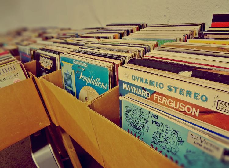 sale vintage for record albums