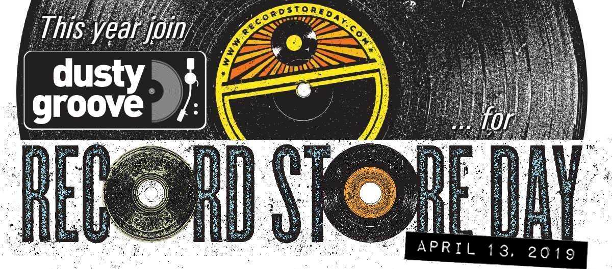 Record Store Day 2019 -- Dusty Groove is Chicago's Online